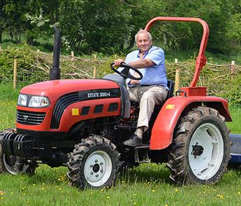 Foton 3000C 28hp Tractor